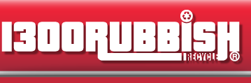 1300Rubbish Rubbish Removal Logo