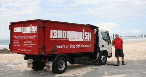 Rubbish Removal Gold Coast