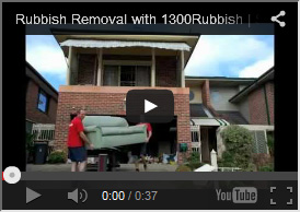YouTube Rubbish Removal In Action