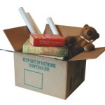 Packaging Disposal for your New Home