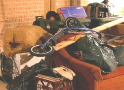 Junk or Rubbish Removal