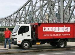 Rubbish removal in Brisbane