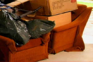 Removal of Furniture