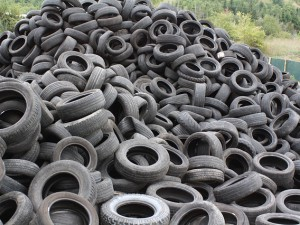 Tyres and Paint Tins Disposal