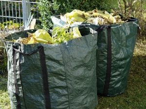 Garden Waste and Household Rubbish