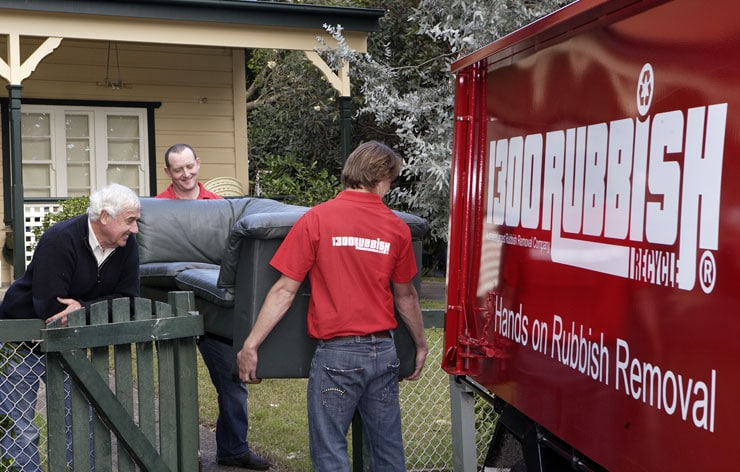 Rubbish Removal 1300Rubbish