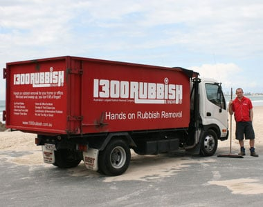 Rubbish Removal Gold Coast