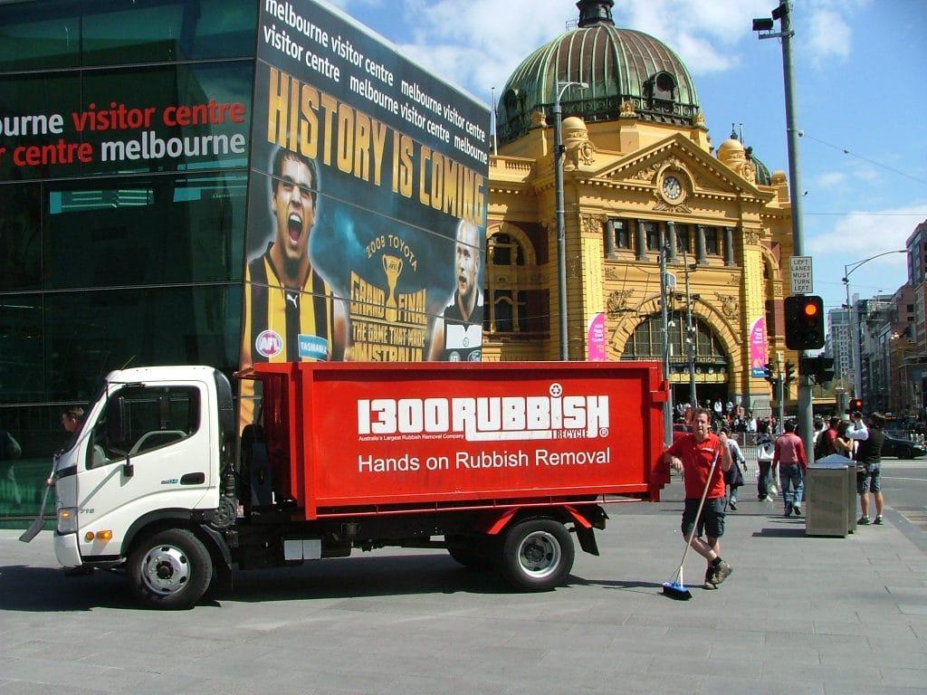 Melbourne Rubbish Removal