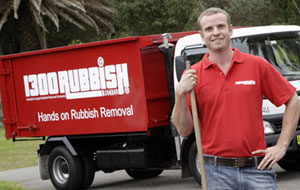 Residential Rubbish Removal 1300Rubbish